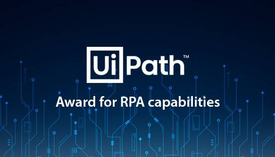 Seven consulting firms win UiPath award for RPA capabilities