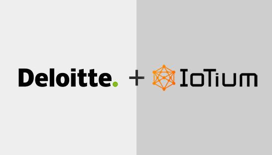 Deloitte and IoTium team up in the Australian market