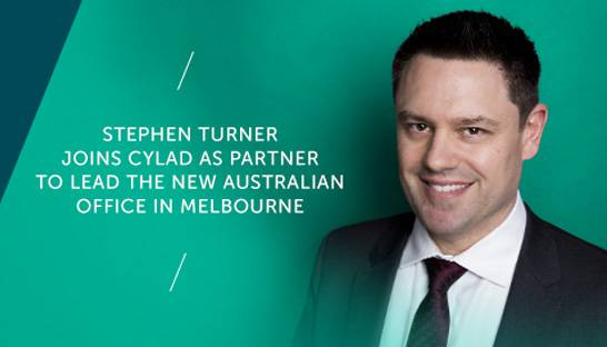 Stephen Turner leads Australian arm of Cylad Consulting