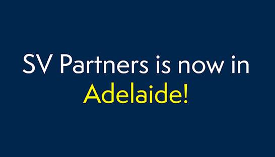 Insolvency consultancy SV Partners opens Adelaide office