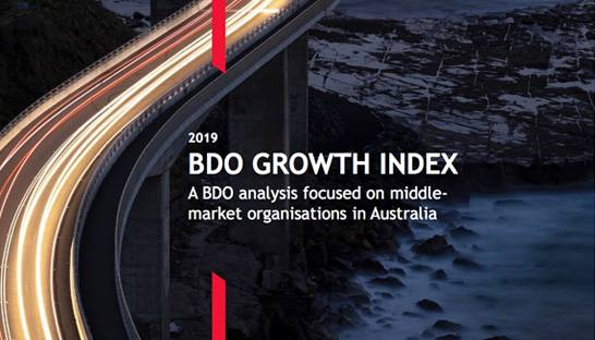 Growing middle-market segment a driver of Australia's economy