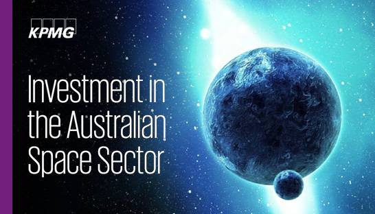 Australia's space industry crosses $5 billion revenue mark