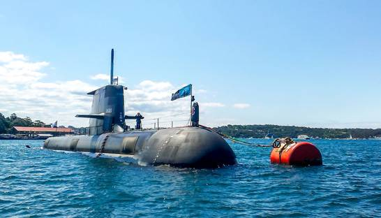 Consulting firms working on the new Attack-class submarines