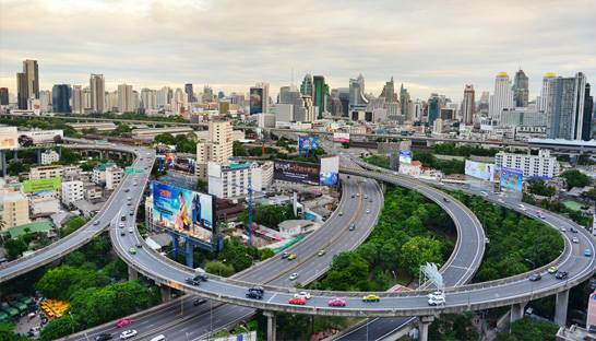 Australian consultancy working on road safety in Thailand
