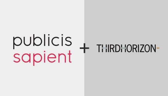 Third Horizon joins consulting division of Publicis Sapient