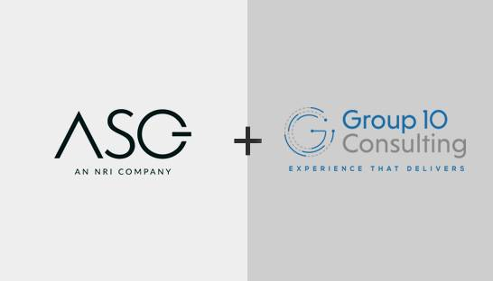 ASG acquires Canberra-based Group 10 Consulting
