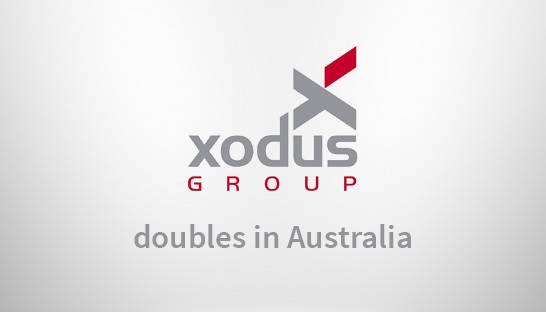 Energy consultancy Xodus doubles Australian workforce