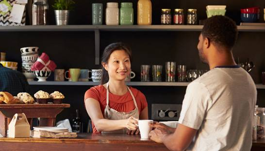 Learning from the customer intimacy of small businesses