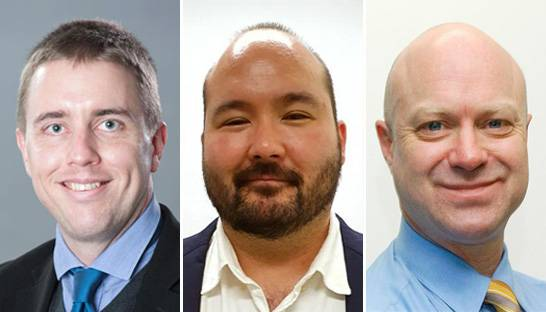 Aldrich Ekin, Daniel Buzacott and Tim Stockbridge join Apis