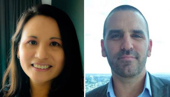Melissa Lau and Philip Ascher join Jirsch Sutherland in Brisbane