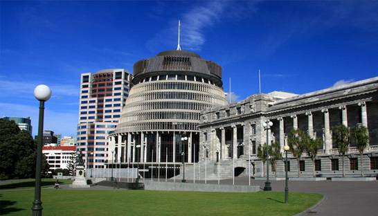 New Zealand's government spent $900 million on consultants