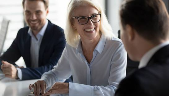 Companies with women in the boardroom perform better