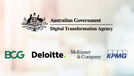 DTA hands contracts to BCG, Deloitte, McKinsey and KPMG