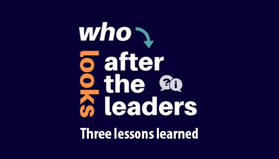Three lessons learned from State of Matter's leaders podcast