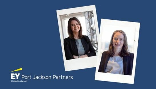EY Port Jackson Partners promotes two junior consultants