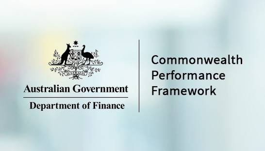 Achieving outcomes with the Commonwealth Performance Framework