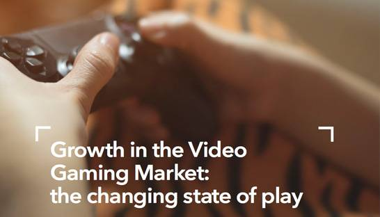 13 trends driving growth of the video gaming industry
