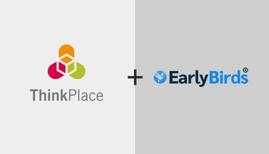 ThinkPlace joins partner network of EarlyBirds Marketplace