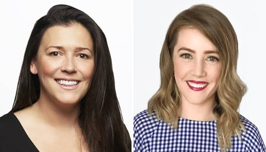 Sayers adds Monique Andrew and Amelia Taylor to growing team