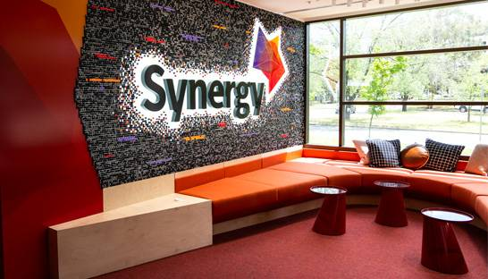 Professional services firm Synergy Group promotes 35 staff