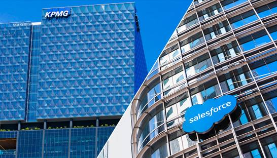 KPMG eyeing growth in Salesforce consulting and implementation