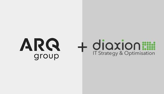 Arq Group buys digital transformation consultancy Diaxion