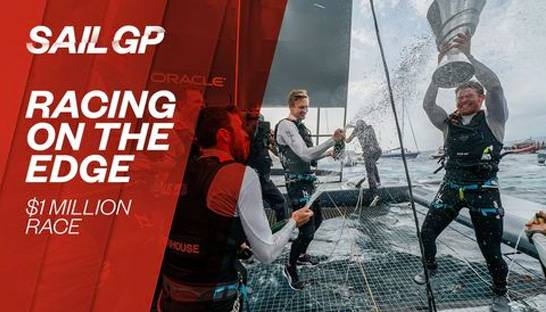 Cognizant joins SailGP as official digital transformation partner