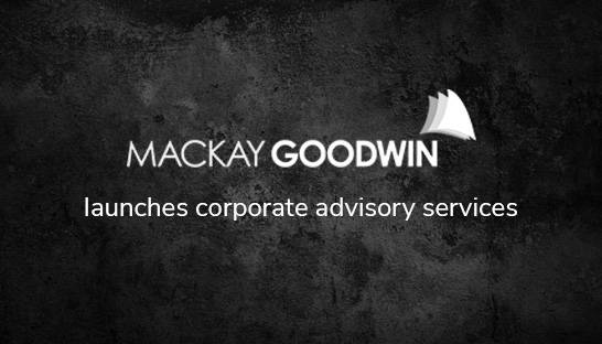 Insolvency outfit Mackay Goodwin expands into corporate advisory