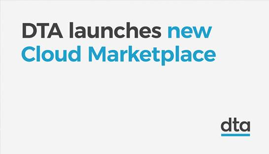 Consulting firms and service providers on DTA's cloud marketplace
