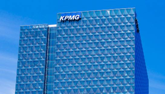 KPMG gives staff a wage bonus (4% of annual salary)